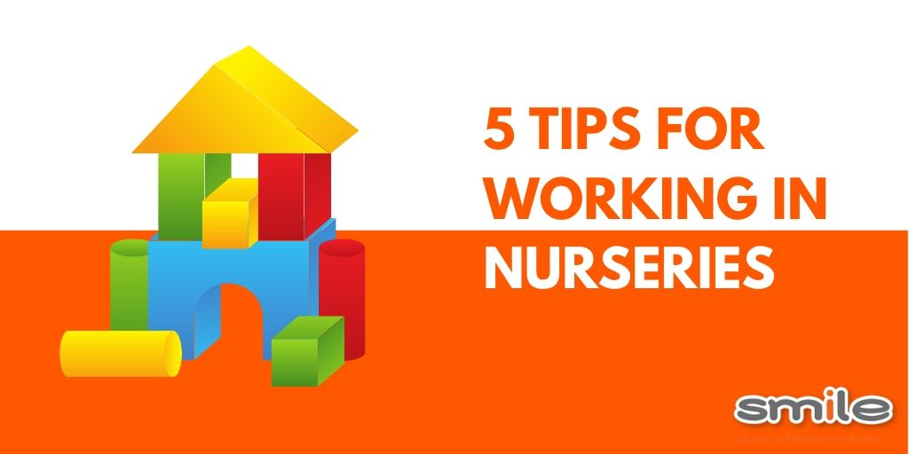5 Tips for Working in Nurseries