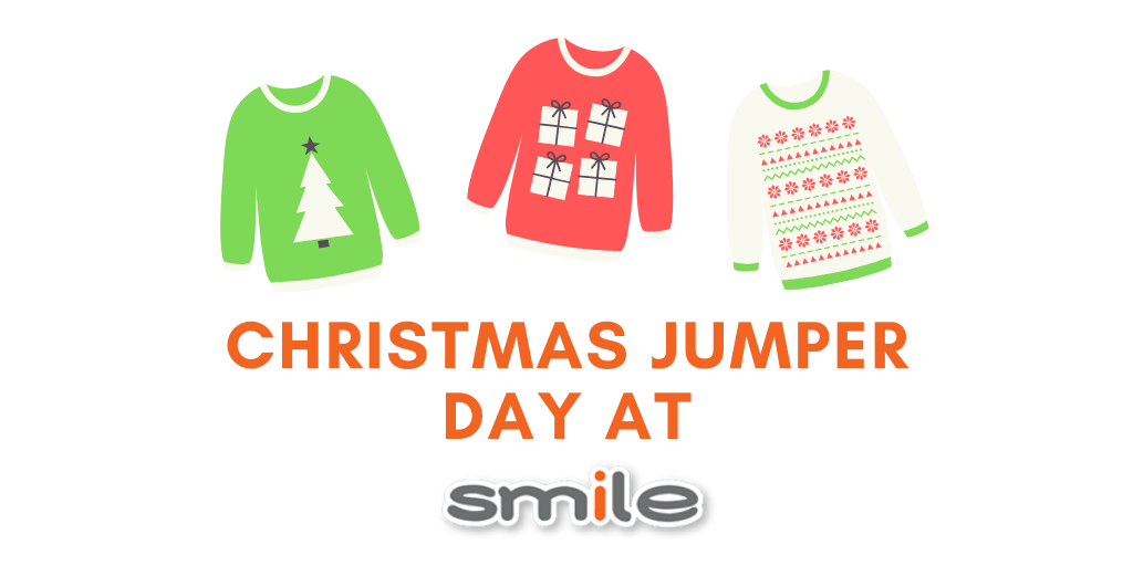 Christmas Jumper Day at Smile