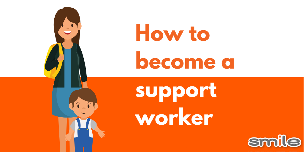 How to become a support worker