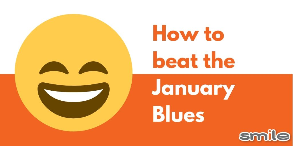 Don't be blue this Blue Monday!