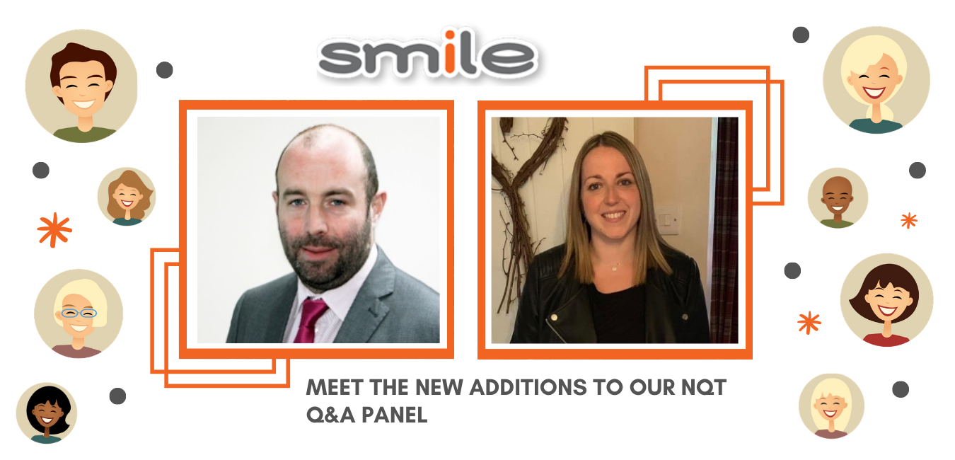 Meet our two new NQT Q&A Panellists