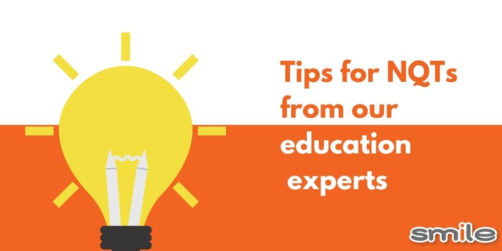 Tips for NQTs from education experts