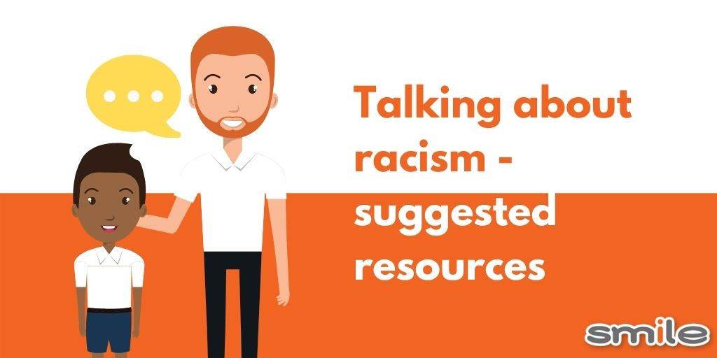 Resources to help you talk about racism in schools