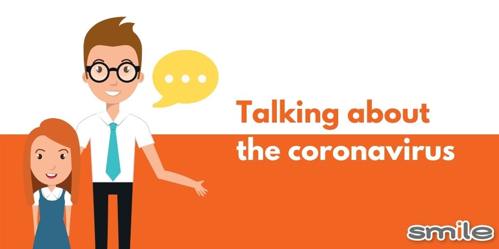 How to talk to children about the coronavirus