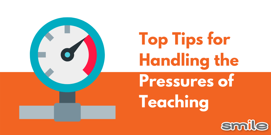 Guest blog by Suneta Bagri - Top Tips for Handling the Pressures of Teaching