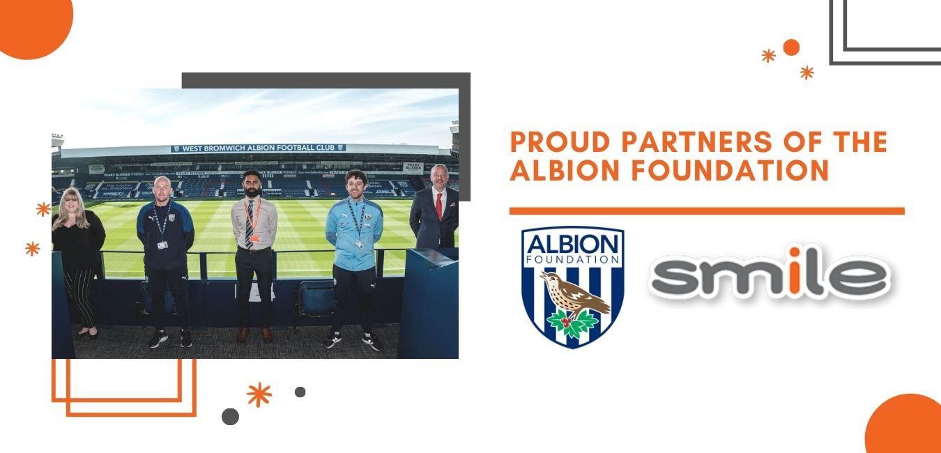 Proud partners The Albion Foundation