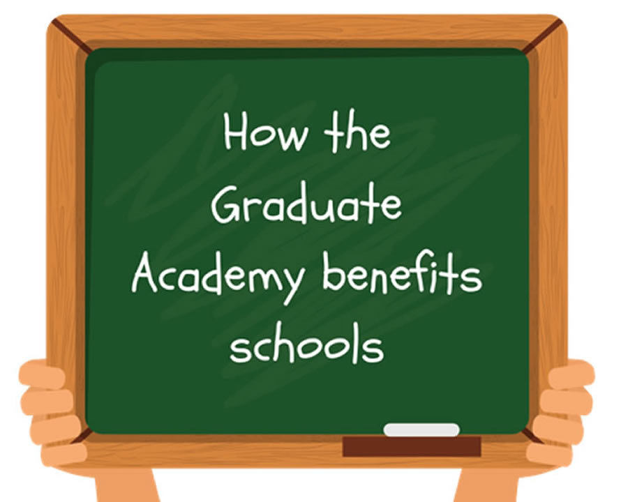 How Smile Education's Graduate Academy benefits schools