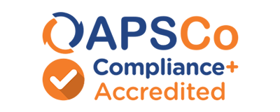 Smile Education is APSCo Compliance+ accredited